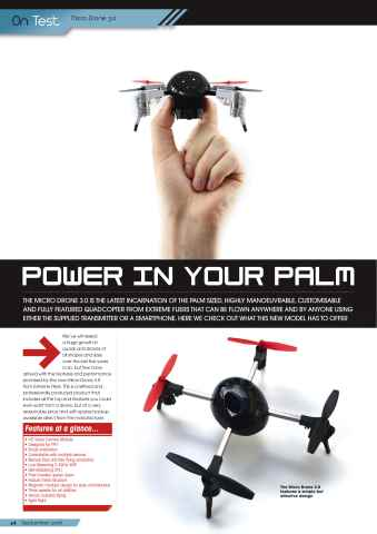 Radio Control Rotor World Preview 42
