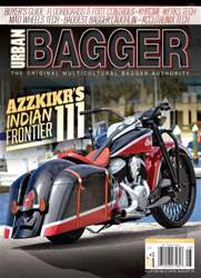 Urban Bagger issue August 2016
