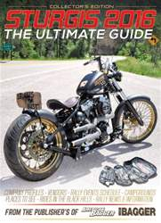 American Bagger issue Sturgis the Ultimate Guide