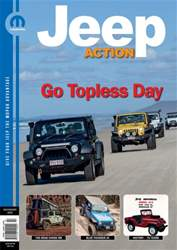 Jeep Action issue July August 2016