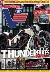 American-V issue Issue 81 - September October 2016