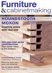Furniture & Cabinetmaking issue September 2016