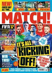 Match issue 9th August 2016