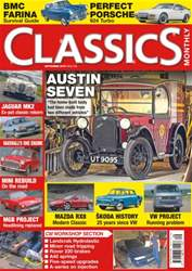 Classics Monthly issue No. 246 Austin Seven