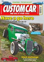 Custom Car issue No. 561 Have a go hero