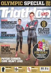 Triathlon Plus issue No. 97 Olympic Special
