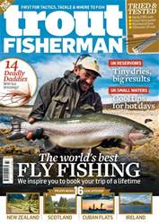 Trout Fisherman issue Issue 487