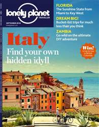 Lonely Planet Traveller (UK) issue September 2016