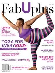 FabUplus Magazine issue Fall 2016