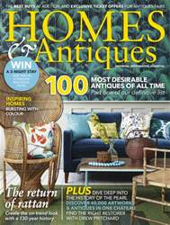 Homes & Antiques Magazine issue September 2016