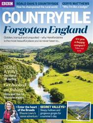 Countryfile Magazine issue September 2016