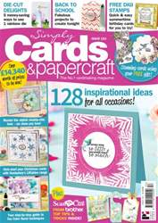 Simply Cards & Papercraft issue 153