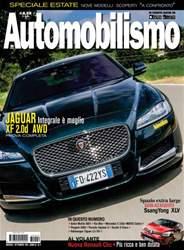 Automobilismo issue Automobilismo 9 2016