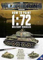 HOW TO PAINT 1:72 MILITARY VEHICLES issue HOW TO PAINT 1:72 MILITARY VEHICLES