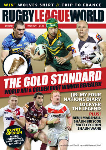 Rugby League World issue 369