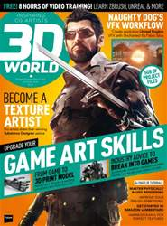 3D World issue October 2016