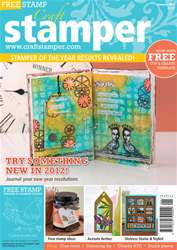 Craft Stamper - January 2012 issue Craft Stamper - January 2012