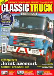 Classic Truck issue No. 29 Joint Account