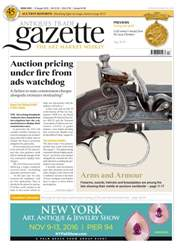 Antiques Trade Gazette issue ATG issue 2253