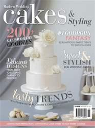 Modern Wedding issue Modern Wedding Cakes - Issue 19