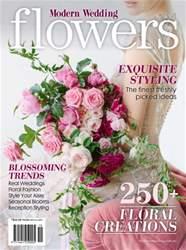 Modern Wedding issue Modern Wedding Flowers - Issue 19