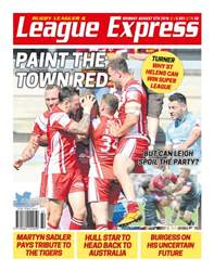 League Express issue 3031