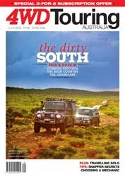 4WD Touring Australia issue Aug-16