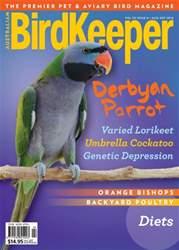 Australian Birdkeeper Magazine issue BirdKeeper Vol 29 Issue 4