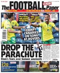 The Football League Paper issue 7th August 2016