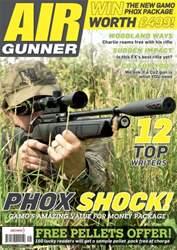 Airgunner issue September 2016