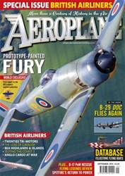 Aeroplane issue September 2016