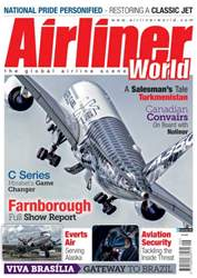 Airliner World issue September 2016