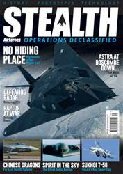 Aviation Specials issue Stealth