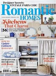 Romantic Homes issue September 2016