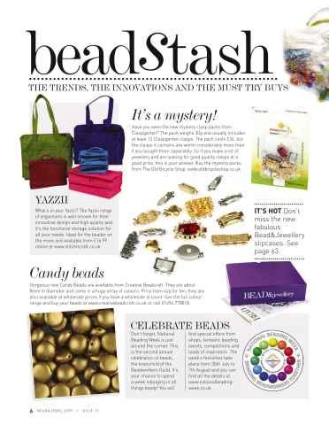 Bead Magazine Preview 6