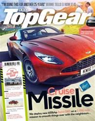 Top Gear issue September 2016