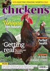 Your Chickens issue Sep-16