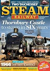 Steam Railway issue Issue 457