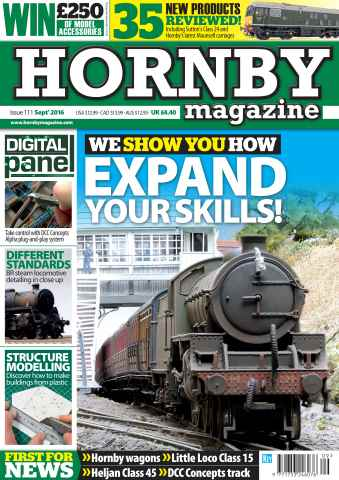 Hornby Magazine Preview 1
