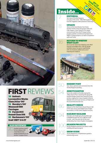Hornby Magazine Preview 5