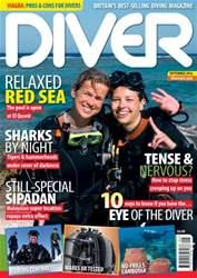 DIVER issue SEPTEMBER 2016