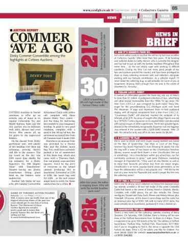 Collectors Gazette Preview 5