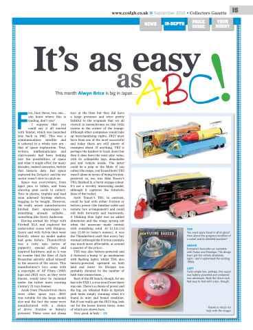 Collectors Gazette Preview 15