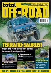 Total Off Road Magazine issue September 2016