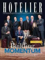 Hotelier issue May 2016