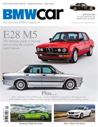 BMW Car issue September 2016
