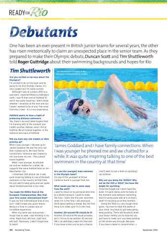 Swimming Times Preview 36