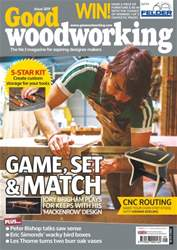 Good Woodworking issue September 2016