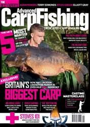 Advanced Carp Fishing issue September 2016