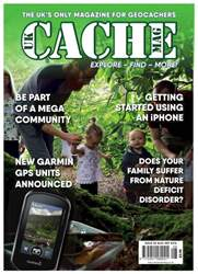 UK Cache Mag issue Issue 25